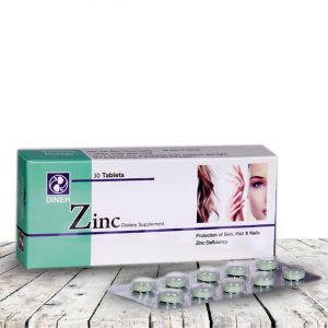 protection of skin ، Hair & Nails ، Zinc Deficiency ،